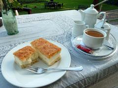 Kaffepause im Waldhotel Sülzhayn