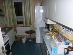Die Küche als Atelier