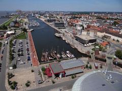 Viele Attraktionen in Bremerhaven
