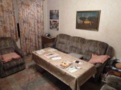 Das Wohnzimmer als Treffpunkt