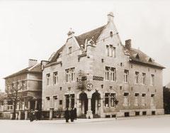 Das Apothekenhaus von 1894