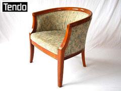 天童木工 Tendo ビンテージ ロビーチェア アームチェア 肘掛椅子いす