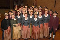 Die Chor-und Volkstanzgruppe Krems-Lerchenfeld. Foto: zVg