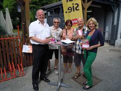 Sommergespräch 2013 in Rehberg. Foto: zVg