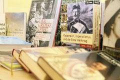 Zum 100. Jahrestag des Ausbruchs des Ersten Weltkrieges präsentiert die Stadtbücherei & Mediathek ihre Werke. Foto: Stadt Krems