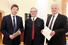 Angelobung des neuen Gemeinderates. Foto: Stadt Krems.