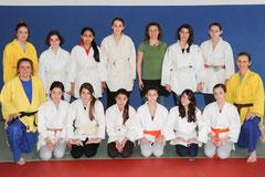 Schnuppertraining im Judoklub Krems. Foto: zVg
