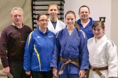 V.l.n.r.: Walter Zeller, Manuela Kittinger, Cornelia Amon, Michaela Maier, Michael Seitner, Julia Strasser. Foto: zVg