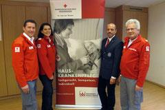 Das Rote Kreuz organisiert monatlich Seniorentreffs. Heuer steht ein Treff im Zeichen des Faschings. Foto: zVg