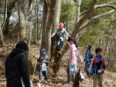 2014年3月倭文の郷体験ツアー