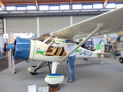 BF 139 Clubman von Bücker & Funk