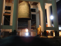 高野山:除夜の鐘
