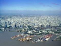 Buenos Aires e l'urbanizzazione selvaggia del Rio Paranà