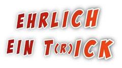 Logo Ehrlich Ein Trick