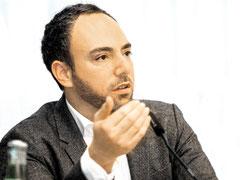 Dr. Sergey Lagodinsky, Bündnis 90, Die Grünen, Europa, Europaparlament