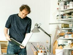 Viktor Naimark, Künstler