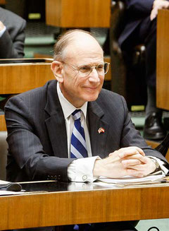 Stuart Eizenstat, Gamaraal Stiftung