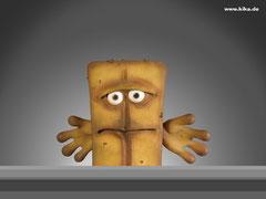 Kann Brot intelligent sein? Bernd via: www.kika.de