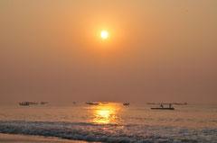 ベンガル湾 プリー