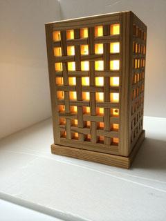 飛騨組子・高山市・手作り照明器具