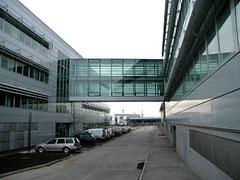 Technologiezentrum TFZ in Wr. Neustadt