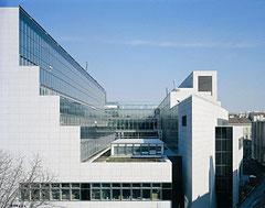 Österreichische Nationalbank Neubau Geldzentrum