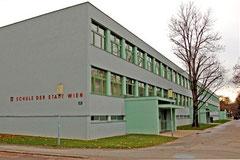 Schulsanierung, Wien 21