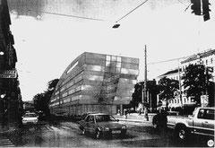 Wettbewerb Hauptbibliothek Wien