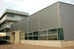 Erweiterung Technologiezentrum