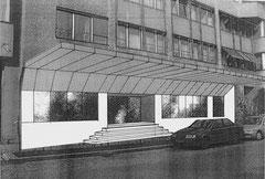 Studie Umbau Bürogebäude