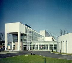 Siemens Niederlassung Linz