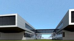Wettbewerb Technologiezentrum