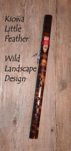Kiowa Little Feather - Wild Landscape Design