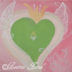 Energiebild Leichtigkeit des Herzens