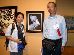 Birds in Art2008 入選作品と