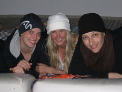Friends; Steffi - Chris - Sabine
