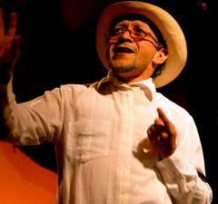 Manuco, personaje cómico interpretado por Lucho Mueckay.