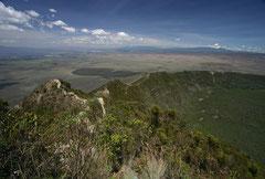 Mont Longonot, Kenya