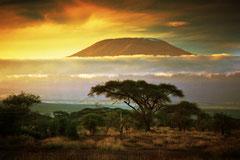Le Mont Kilimandjaro, Kenya