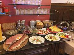 Hotel Grader:Umfangreiches Oberpfälzer Frühstücksbuffet