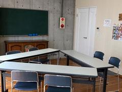 韓国語教室風景