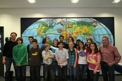 Die Klimascouts auf einen Blick (nicht alle Teilnehmer abgebildet)