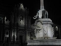 Piazza duomo, catania, b&b Bianca Catania