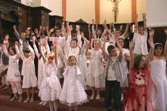 Première Communion 2010