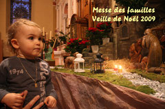 Messe de Noël 2009