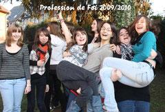Profession de Foi 2010