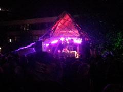 Butterland-Stage auf dem MS Dockville Festival 2014