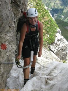 Bepi Zac Klettersteig
