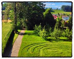 Labyrinth in St. Antoni FR