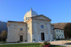 Il Santuario della Madonna del Monte a Costa (Aviano)